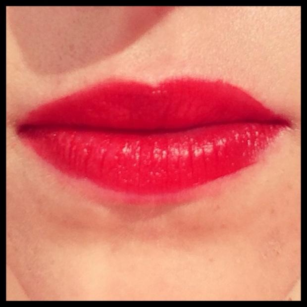 Rouge Edition Velvet de Bourgois je t'aime