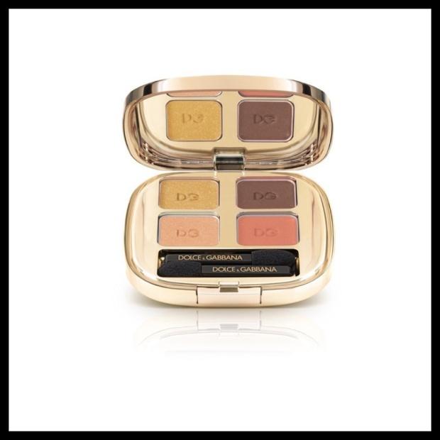 Le make up estival de Dolce & Gabbana